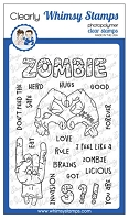 Zombie-Licious Clear Stamps