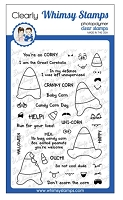 Corny Candy Corns Stamp Set