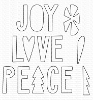 Joy, Love, and Peace Die-namics WS