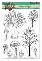 Forest Delight Clear Stamp