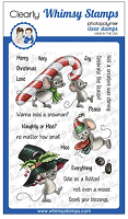 Very Mice Christmas Clear Stamps