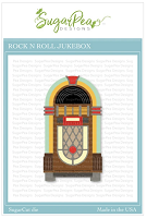 SugarCut Rock N Roll Jukebox