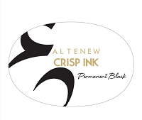 Permanent Black Crisp Ink