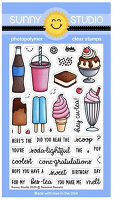 SUMMER SWEETS STAMPS