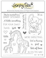Safari Babies | 6x6 Stamp Set
