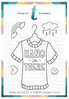 3x4 Hang In There Stamp Set