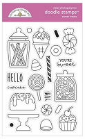 Sweet Treats - Clear Stamp