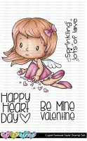CUPID SWISSIE CLEAR STAMP SET