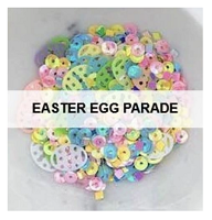 Easter Egg Parade Sequin Mix