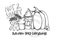 PUMPKIN SPICE EVERYTHING! - DIGITAL DOWNLOAD