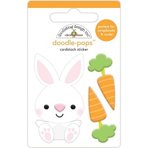 Simply Spring 3D Doodle Pops Baby Bunny