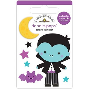 Edward, Candy Carnival 3D Pop Sticker