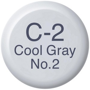 Cool Gray #2 Copic Refill
