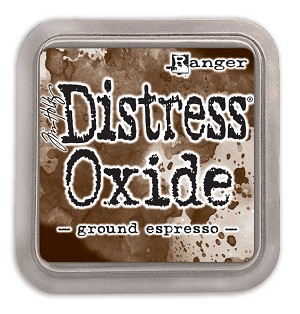 Ground Espresso Tim Holtz Distress Oxides Ink Pad