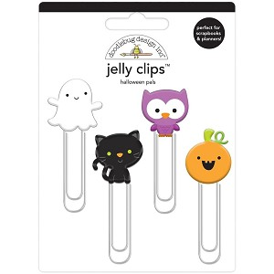 Halloween Pals Doodlebug Jelly Clips