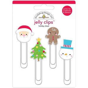 Holiday Cheer Doodlebug Jelly Clips