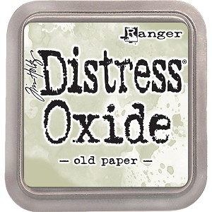 Old Paper Tim Holtz Distress Oxides Ink Pad