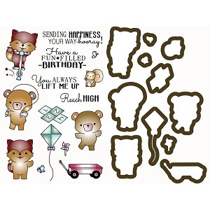 Outdoor Play Stamp & Die Set