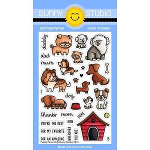 PUPPY PARENTS STAMPS