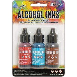 Rodeo-Tim Holtz Alcohol Ink