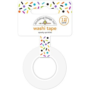 Spooky Sprinkles Washi Tape