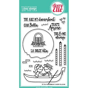 Dreamboat Stamp Set