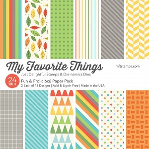 Fun & Frolic Paper Pack