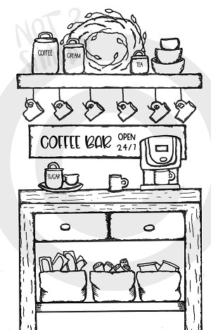 MY COFFEE BAR - DIGITAL DOWNLOAD