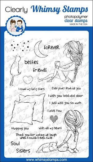 Soul Sisters Clear Stamps