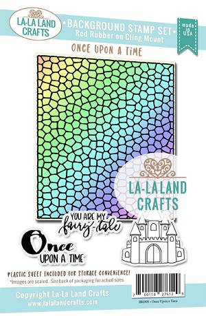 Once Upon a Time Background Stamp Set